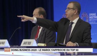 Doing Business 2020: le Maroc s'approche du Top 50