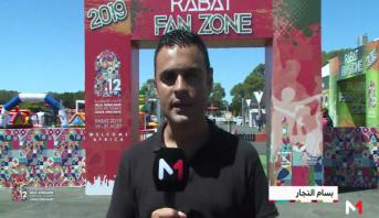 بسام النجار موفد ميدي1تيفي يسلط الضوء على افتتاح الألعاب الإفريقية بالرباط