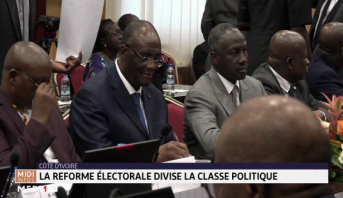 Côte d'Ivoire : la réforme électorale divise la classe politique