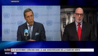 Avec Le Maroc depuis Washington > Les développements de l'affaire du Sahara marocain