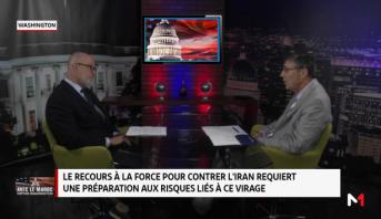 Avec Le Maroc depuis Washington > Iran-USA: quelles limites pour la tension?