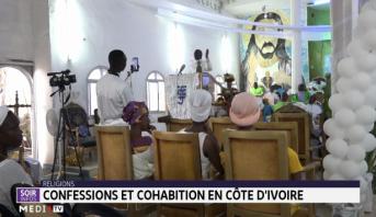 Religions: confessions et cohabitation en Côte d'Ivoire