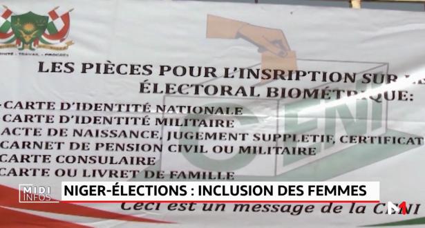 Niger-élections: inclusion des femmes