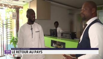 Diaspora: retour au pays pour la jeunesse ivoirienne