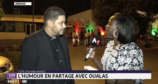 L'humoriste Oualas révèle ses actualités