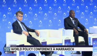 L'Afrique au centre des discussions de la 12e World Policy Conférence