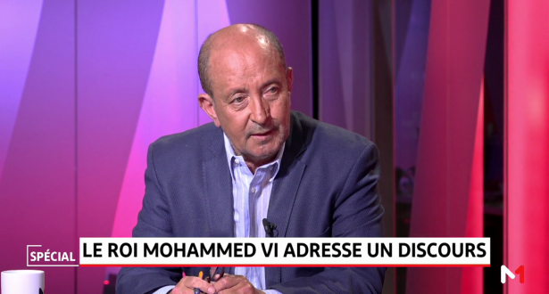 Le Roi Mohammed VI s'adresse à la nation à l'occasion 66ème anniversaire de la Révolution du Roi et du Peuple