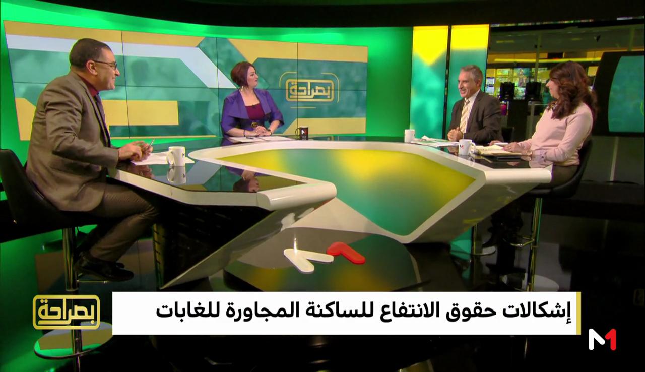 محمد أنضيشي يجيب عن الاستغلال العدواني للمجال الغابوي