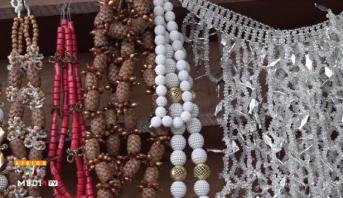 AFRICA CHIC > À la découverte des perles africaines & entretien avec le styliste ivoirien Asbod