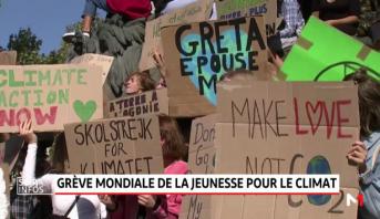 Grève mondiale de la jeunesse pour le climat