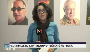 """FIFM 2019 : """"Le miracle du Saint inconnu"""" présenté au public"""