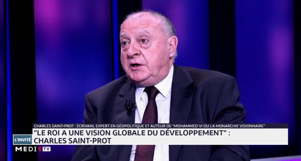 Charles Saint-Prot : invité de la rédaction de Medi1 TV