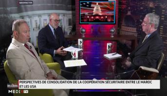 Avec Le Maroc depuis Washington > Réalités et perspectives de la coopération sécuritaire maroco-américaine