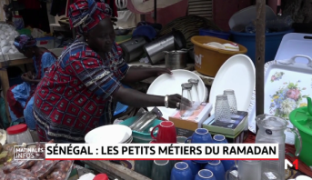 Sénégal: les petits métiers du Ramadan