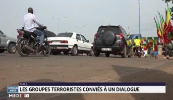 Mali : les groupes terroristes conviés au dialogue