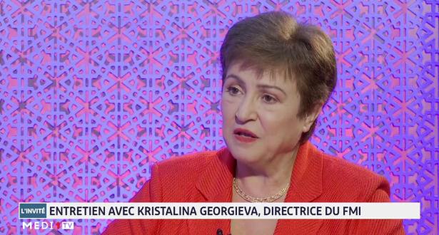 Entretien avec Kristalina Georgieva, directrice générale du FMI