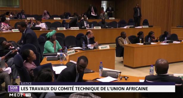 Justice: les travaux du comité technique de l'union africaine