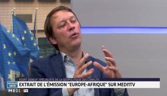 """Crise libyenne: extrait de l'émission """"Europe Afrique"""" sur Medi1 TV"""