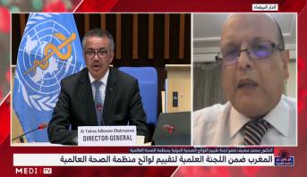 Khalid Boudali: Vice-président du Conseil économique, social et culturel  de l'UA (ECOSOCC)