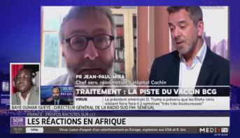 Propos racistes sur LCI : les réactions en Afrique