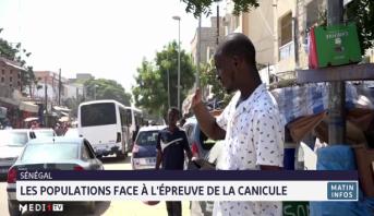 Sénégal: la population face à l'épreuve de la canicule