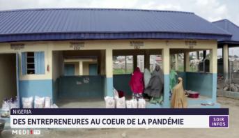 Nigéria: des entrepreneures au coeur de la pandémie