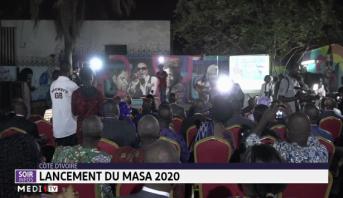 Côte d'Ivoire: lancement du Masa 2020