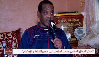 ميادين > ميادين في لقاء حصري مع محمد التيمومي