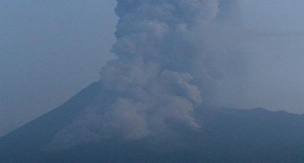 Indonésie: éruption du volcan Merapi