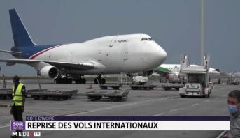 Côte d'Ivoire: reprise des vols internationaux