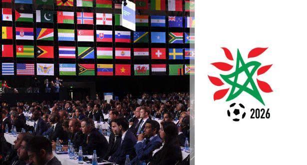 """اللائحة الكاملة للدول التي صوتت لفائدة """"المغرب 2026"""""""