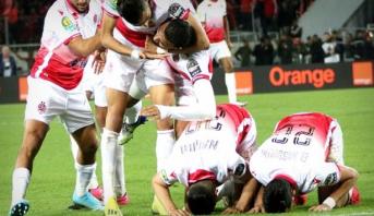 Ligue des champions de la CAF: le Wydad à Tunis pour rejoindre le dernier carré