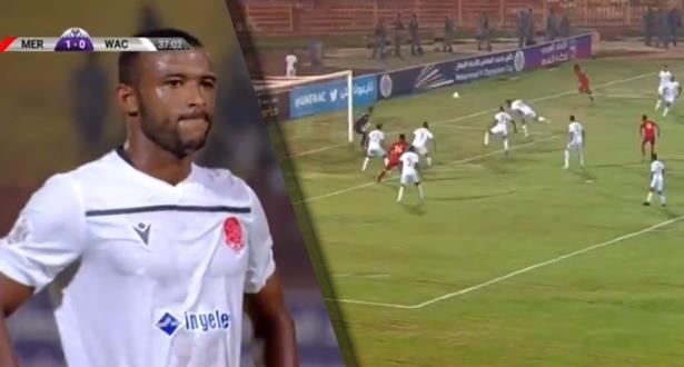 كأس محمد السادس .. شوط أول مثير في مباراة الوداد والمريخ