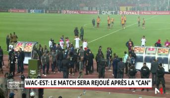 EST-WAC: Le comité exécutif de la CAF décide de faire rejouer le match