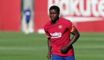 FC Barcelone: Wagué prêté au PAOK Salonique pour une saison