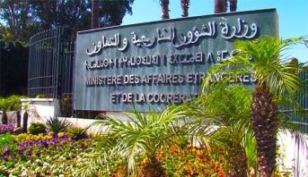 """بلاغ: المغرب يأخذ علما """"بأسف"""" استقالة هورست كوهلر"""