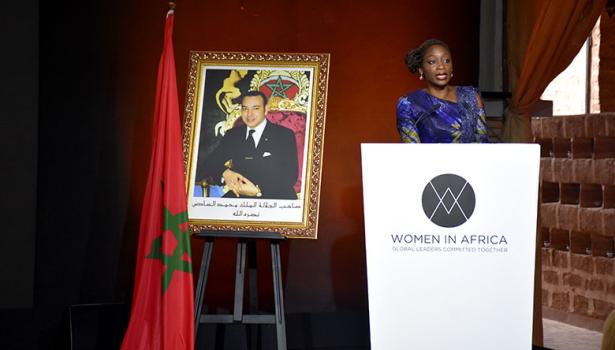 """مراكش .. اختتام القمة السنوية الثالثة لمبادرة """"نساء في إفريقيا"""""""
