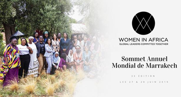 """مراكش تحتضن أشغال برنامج ريادة الأعمال 54 لقمة """"المرأة في افريقيا"""""""
