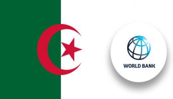 البنك الدولي يتوقع انخفاض معدل النمو بالجزائر بنسبة -4ر6 في المائة برسم العام الجاري