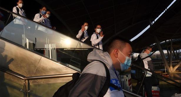 Chine: les vols commerciaux reprendront partiellement à Wuhan