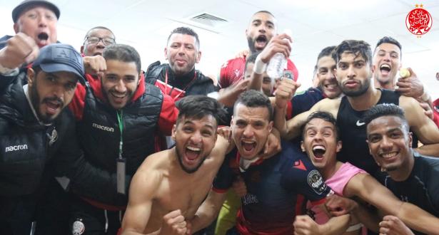 الوداد يتأهل إلى نصف نهائي دوري الأبطال رغم الهزيمة في رادس