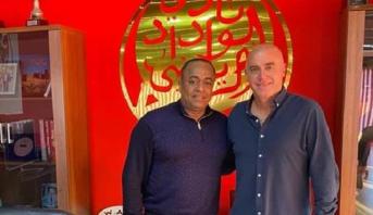الوداد يقدم رسميا الأرجنتيني ميغيل غاموندي مديرا رياضيا للنادي