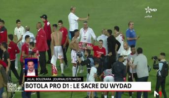 Botola Pro D1: joie des supporters du WAC