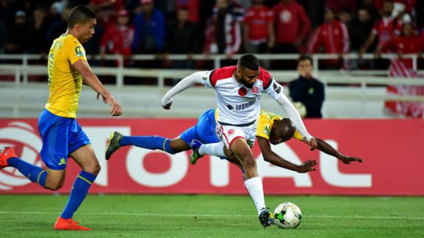 Ligue des Champions de la CAF : le WAC tenu en échec par Mamelodi Sundowns (0-0)