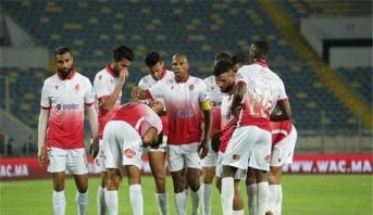 الوداد يتعادل مع المغرب التطواني ويتراجع إلى المركز الثالث