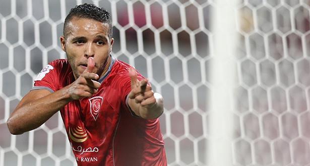 يوسف العربي يقود الدحيل لتحقيق الفوز أمام  السيلية