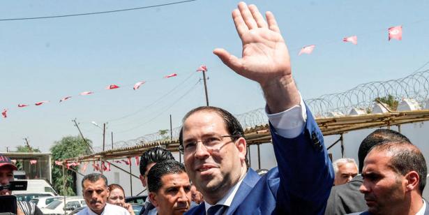 Tunisie: le Premier ministre Youssef Chahed candidat à la présidentielle