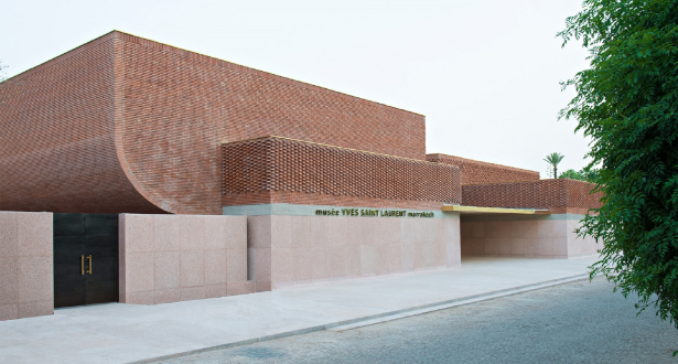 """متحف """"إيف سان لوران"""" بمراكش يفتح أبوابه من جديد أمام الزوار"""
