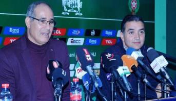 رسميا .. بادو الزاكي يعود للتدريب في البطولة الاحترافية