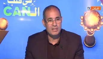 فيديو .. الزاكي في قناة جزائرية يتحدث عن ديربي تونس والجزائر